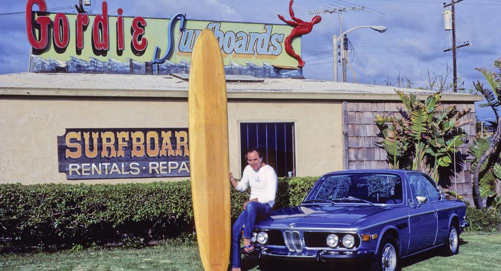 1956 Gordie Duane in 1983  (Photo courtesy of Steve Sakamoto)
