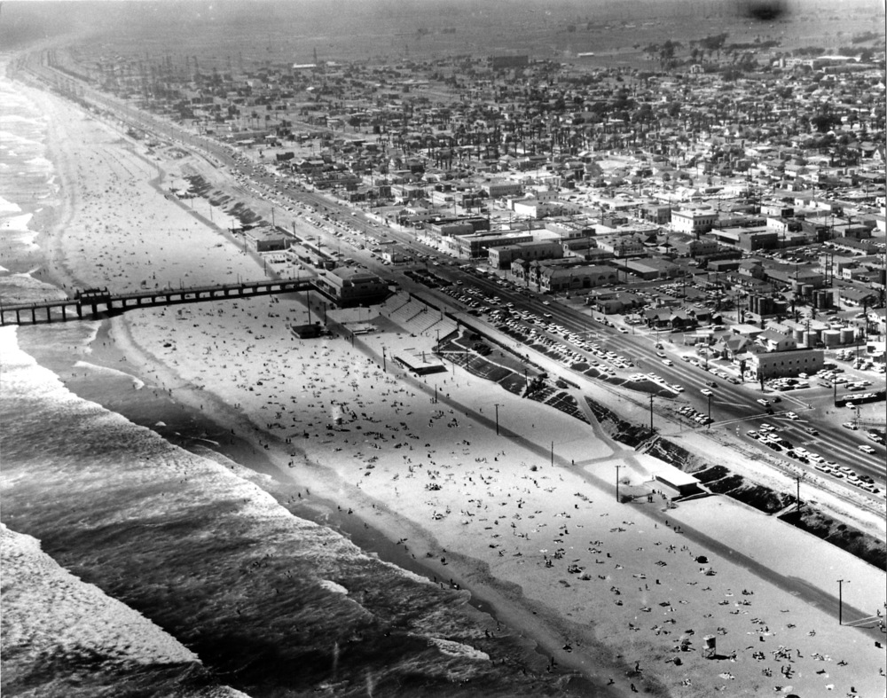 1961 (Photo courtesy ofVisit Huntington Beach)