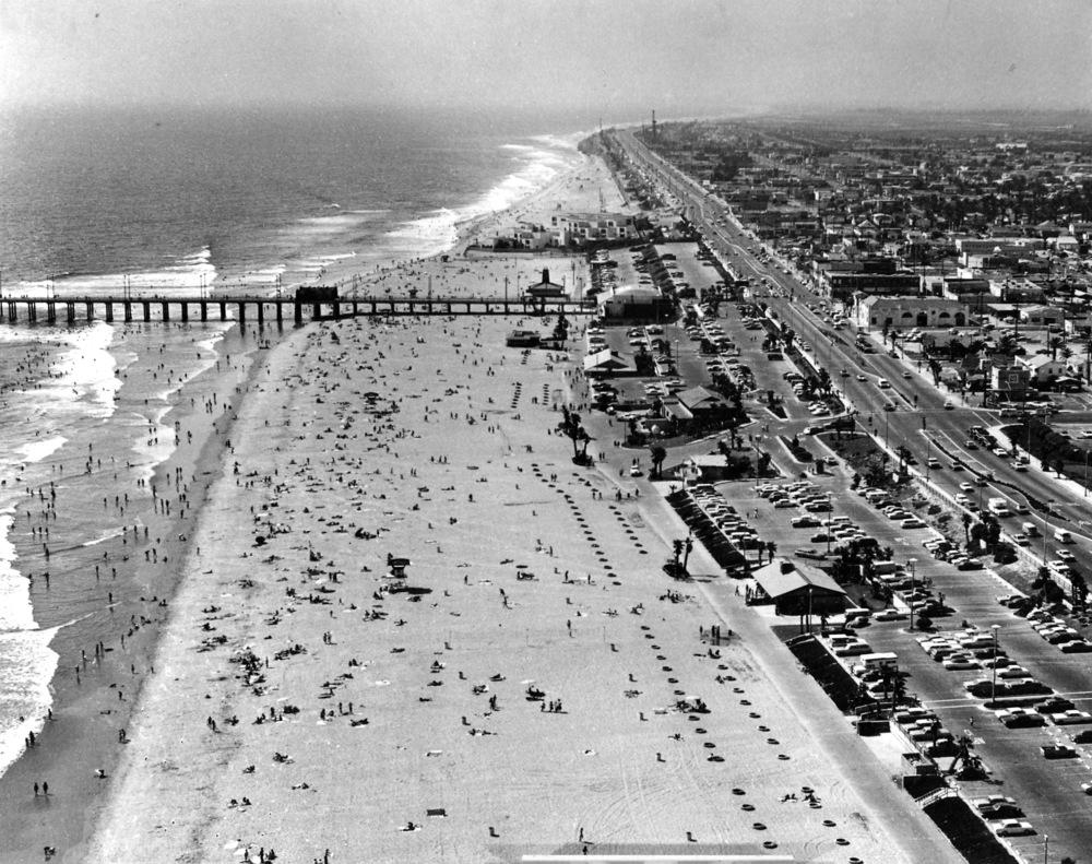 1971 (Photo courtesy ofVisit Huntington Beach)