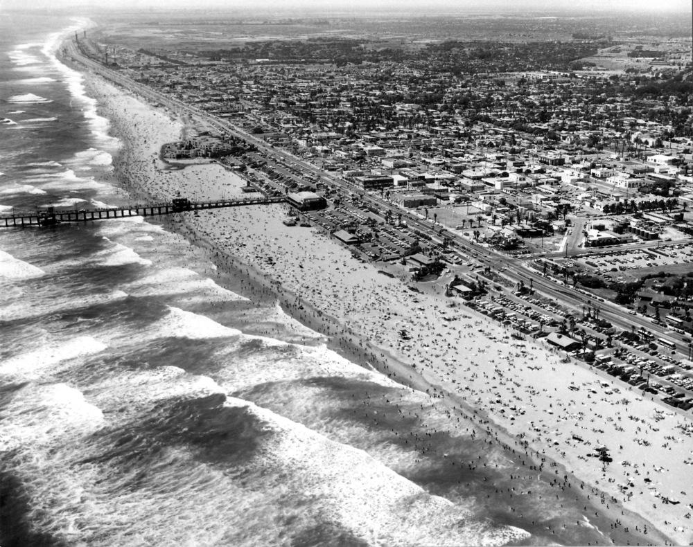 1981 (Photo courtesy ofVisit Huntington Beach)