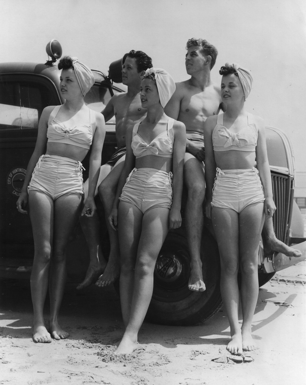 Late 40s (Photo courtesy ofVisit Huntington Beach)