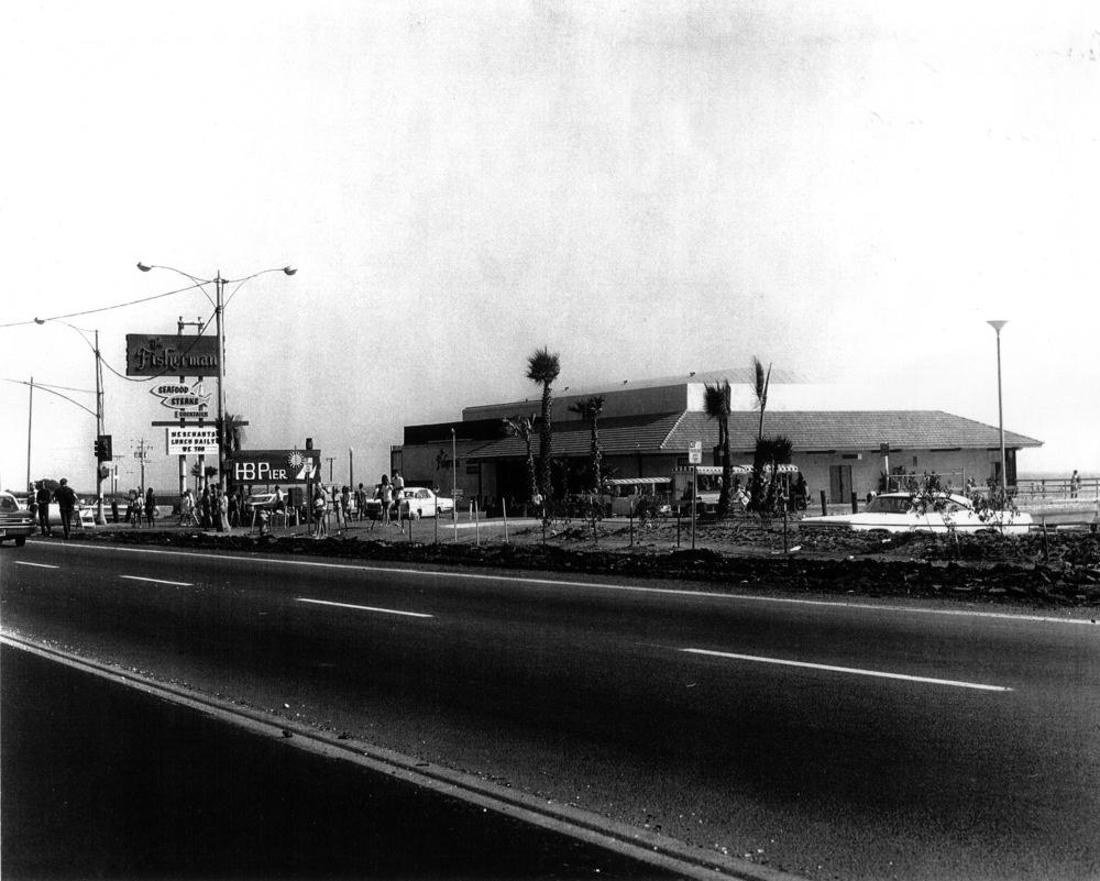1960 (Photo courtesy ofVisit Huntington Beach)