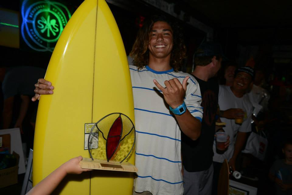 16 Annual Surfside Seventies Champion Tomas King  (Photo by Joe Naber,    courtesy of     Surfside Seventies    )