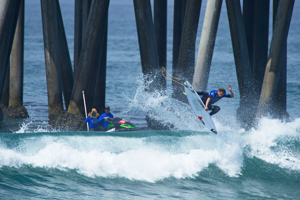 (Photo courtesy of Vans US Open of Surfing)