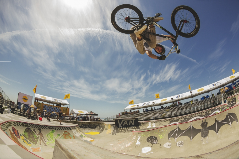 BMX Practice Jam,Kevin Kalkoff (Photo by Justin Kosman)