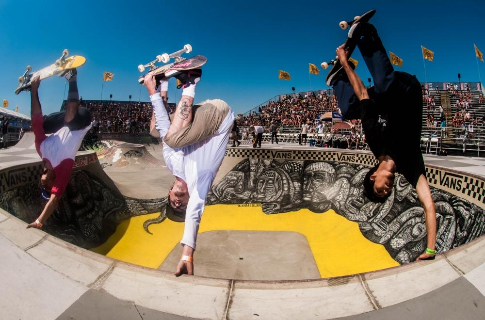 Van Doren Invitational Skate Practice (Photo byBrandon Means)