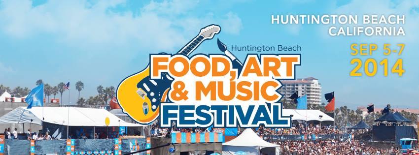 (Image courtesy of Huntington Beach Food, Art & Music Festival)