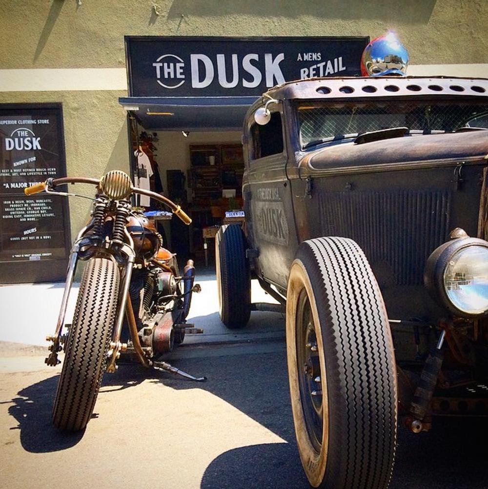 The Dusk  (Photo courtesy of The Dusk)