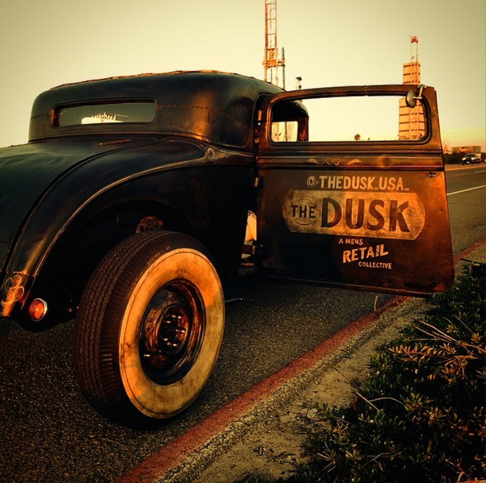 The Dusk '32 Coupe  (Photo courtesy of The Dusk)