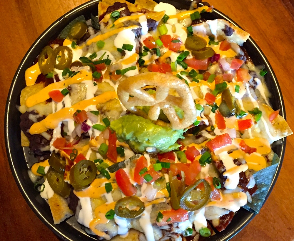 """Nachitos Perfectos"" at Solita Tacos & Margaritas  (Photo courtesy of Solita)"