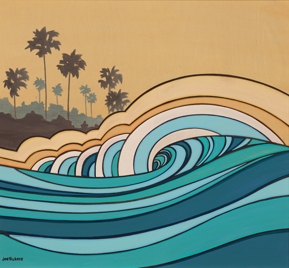 """Surfrider I""  (Image courtesy of Joe Vickers)"