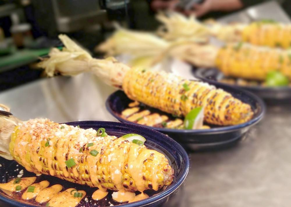 Solita Grilled Corn Elote (Photo via Solita Facebook)