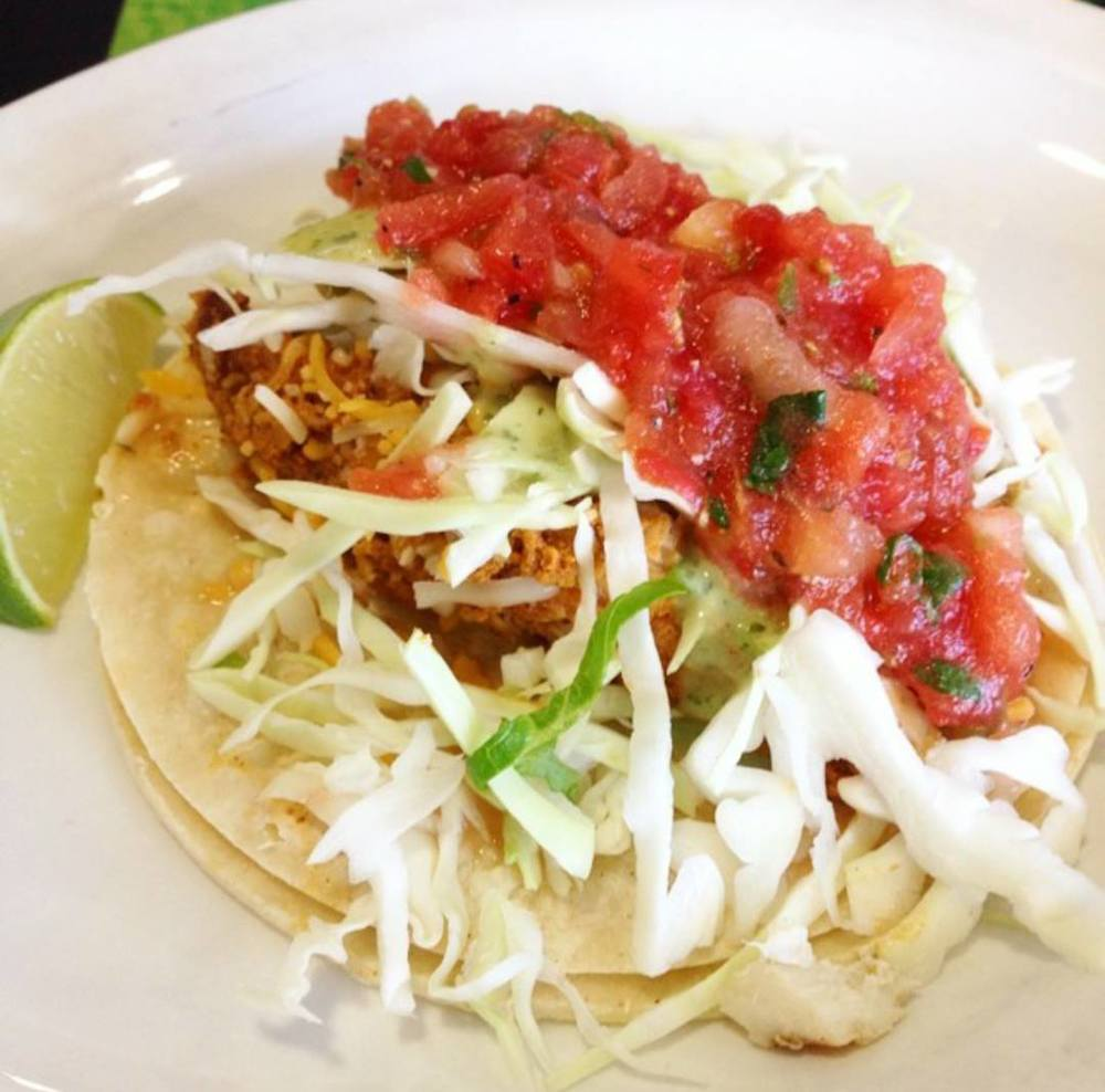 Wahoo's Fish Taco (Photo via Wahoo's Fish Taco Facebook)