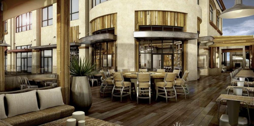 SeaSalt Woodfire Grill design rendering (Courtesy of SeaSalt)