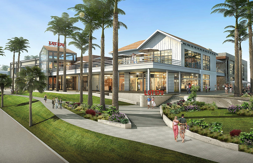 Lot 579 (Rendering courtesy of Pacific City)