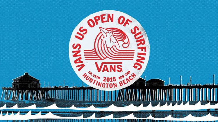 The Huntington Beach Pier will soon make a few new friends—actually, make  that a few hundred thousand new friends. The 2015 Vans US Open of Surfing  has ...