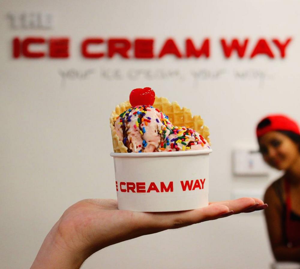 (Photo courtesy of The Ice Cream Way)
