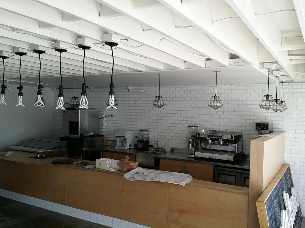 A sneak peek at Milk & Honey Huntington Beach  (Photo courtesy of Eddy Kye)