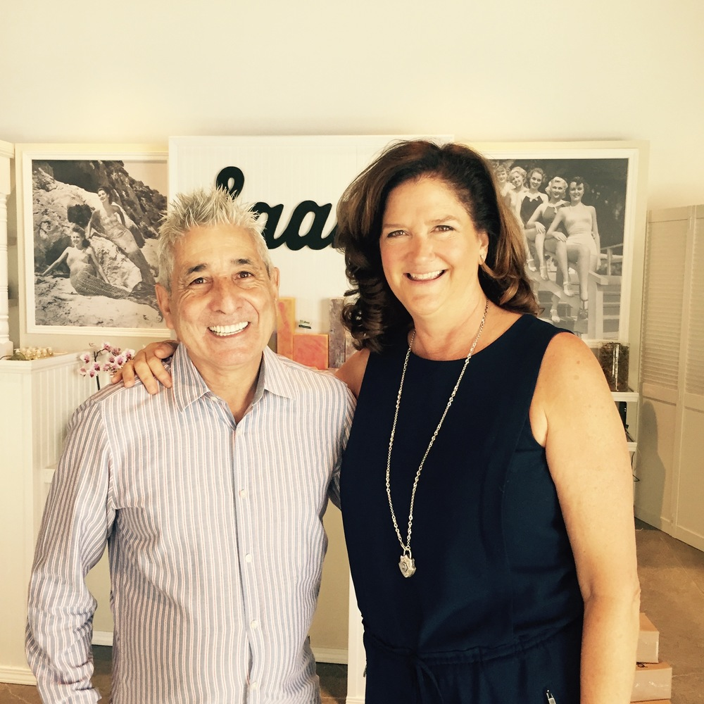 Saavy Naturals Owners Hugo and Debra Saavedra  (Photo by Lauren Lloyd)