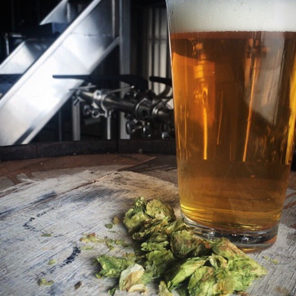Photo courtesy of Beach City Brewery.