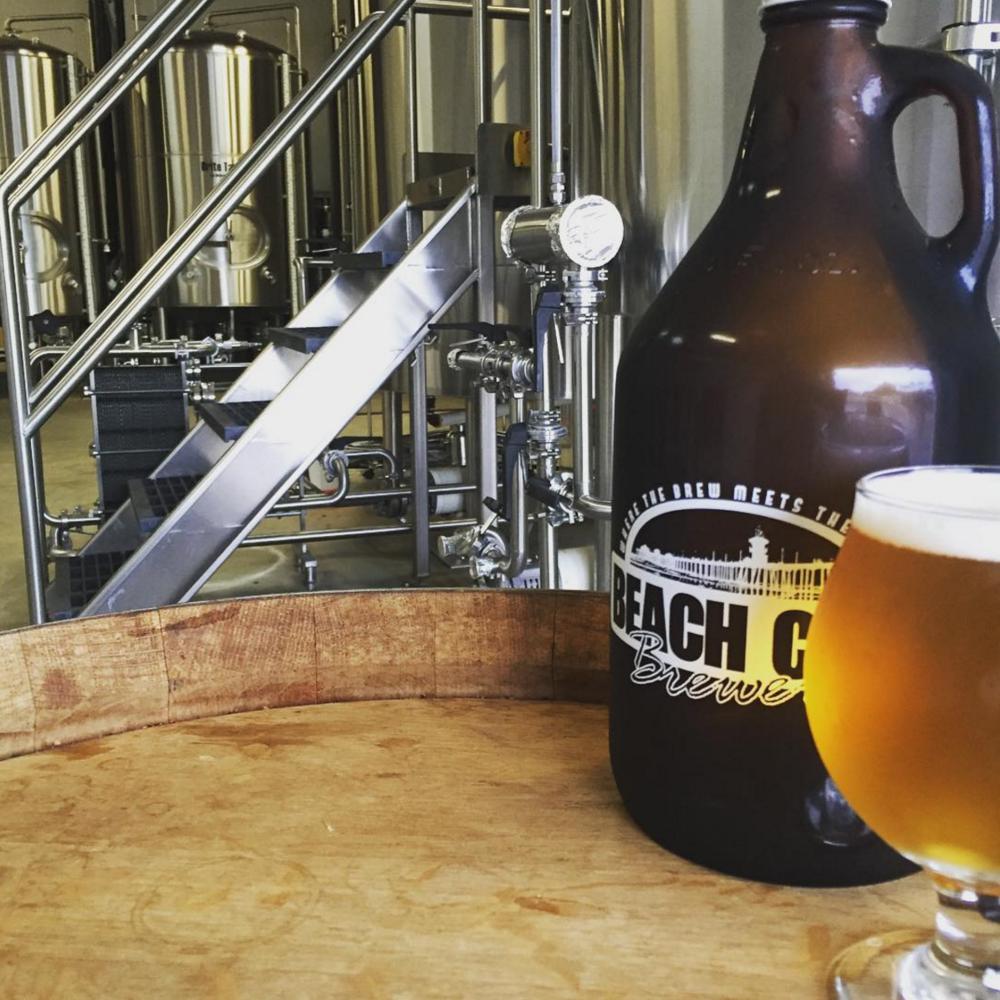 (Photo via Beach City Brewery)