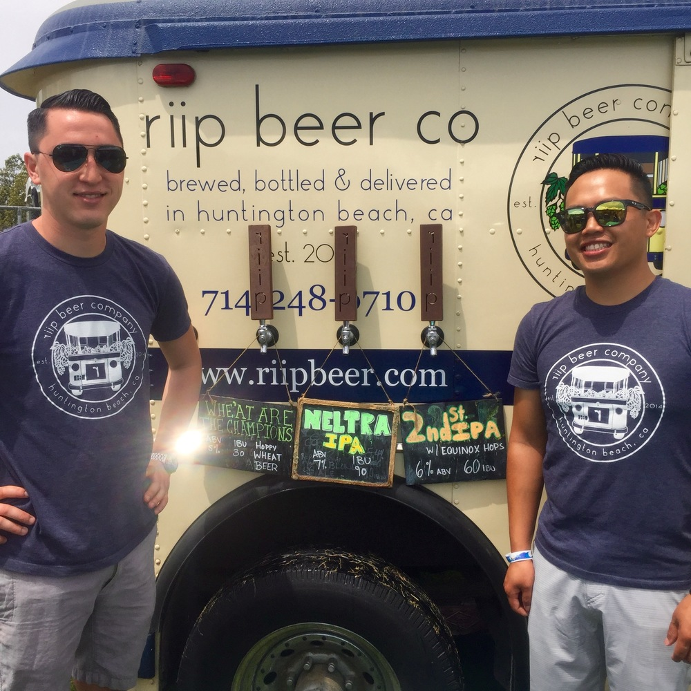 Riip Beer Co.  (Photo by Lauren Lloyd)