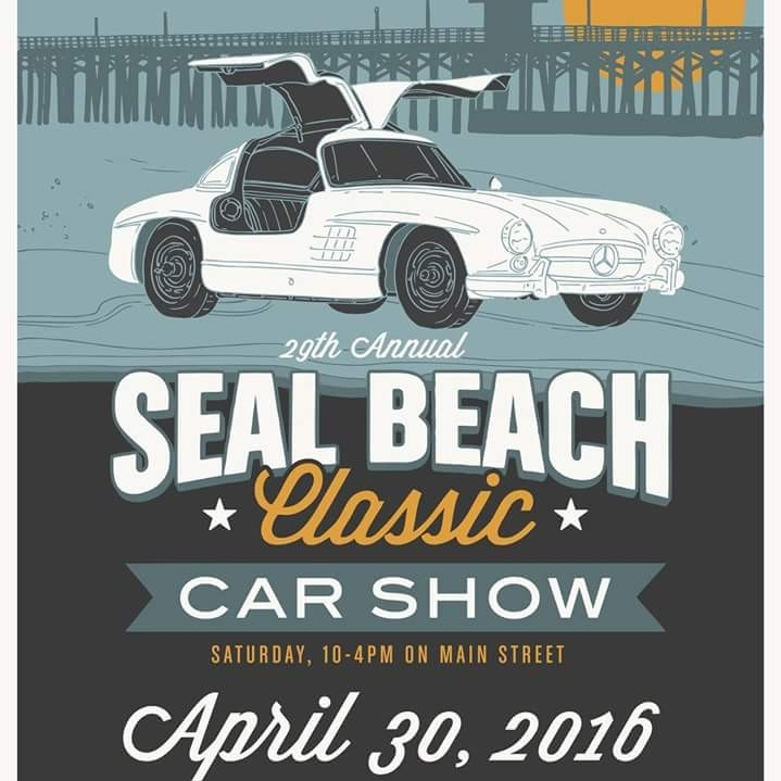 Seal Beach Classic Car + Vintage Motorcycle Show — Main & PCH ...