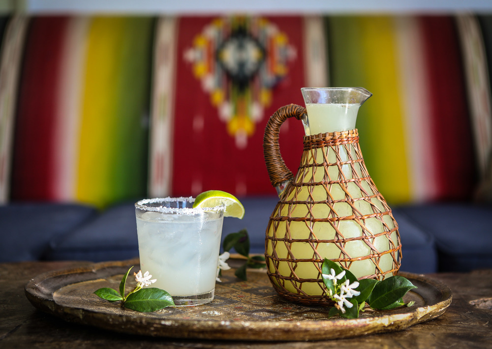 The Bungalow Margarita  (Courtesy The Bungalow)