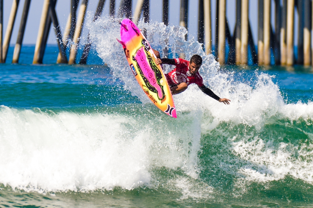 Your Guide To The 2016 Vans US Open Of Surfing In Huntington Beach