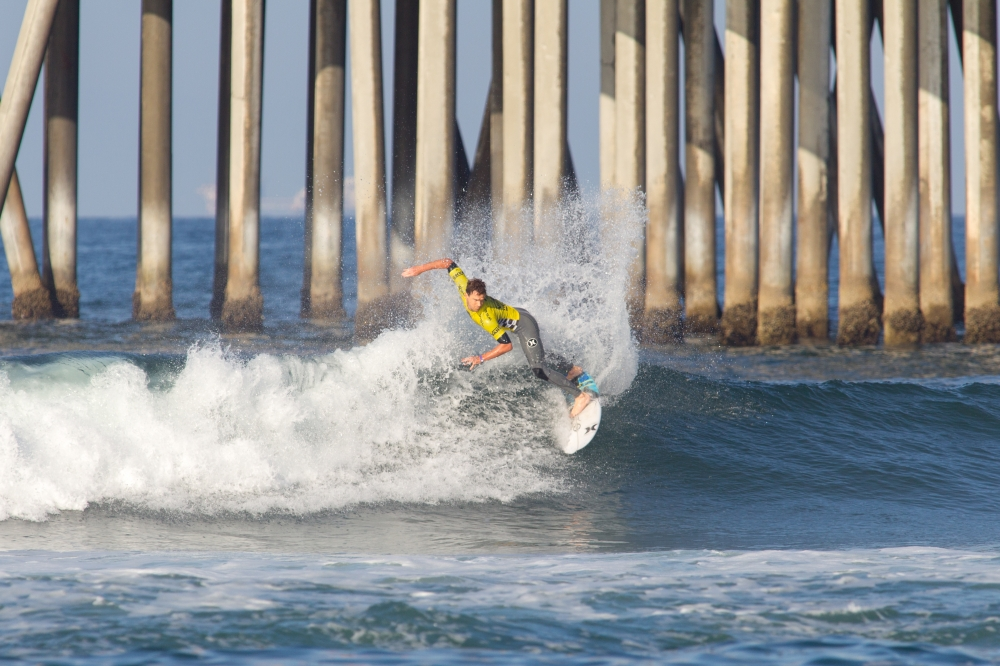 Brett Simpson  (© WSL / Morris)