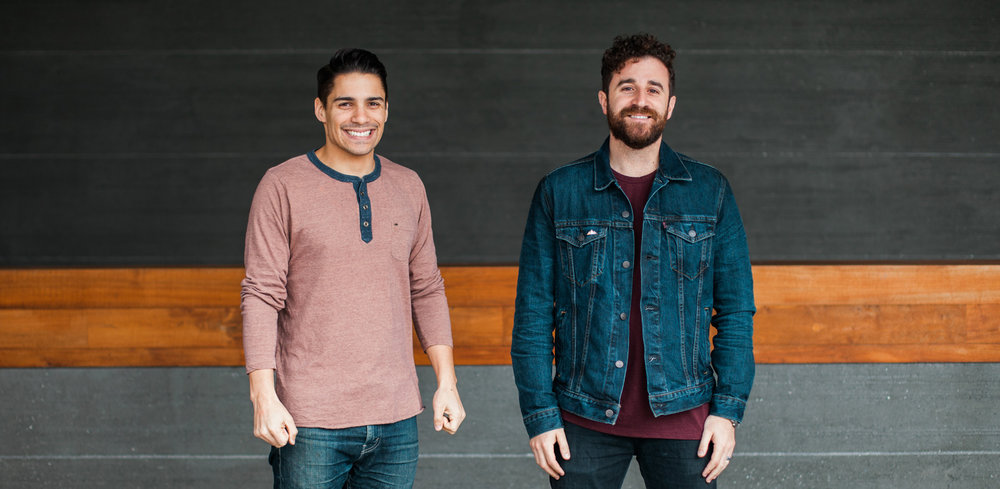 The Created Co. Founders Jeremy Moss and Ryan Schneider  (Courtesy The Created Co.)