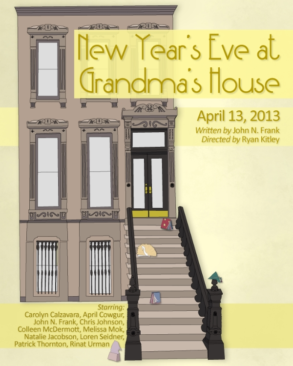New Year's Eve at Grandma's House  poster