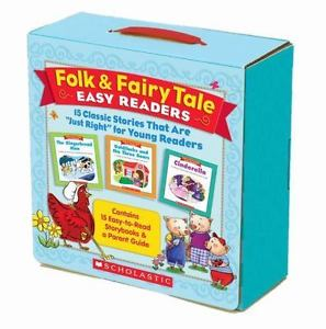 Folk & Fairy Tale Easy Readers.JPG