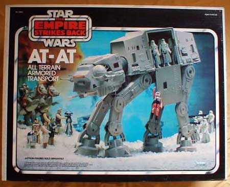Star Wars AT-AT Package