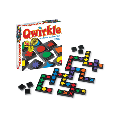 Qwirkle board game by Mindware