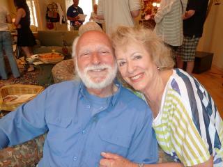 Howard and Pauline Morrison - 2013