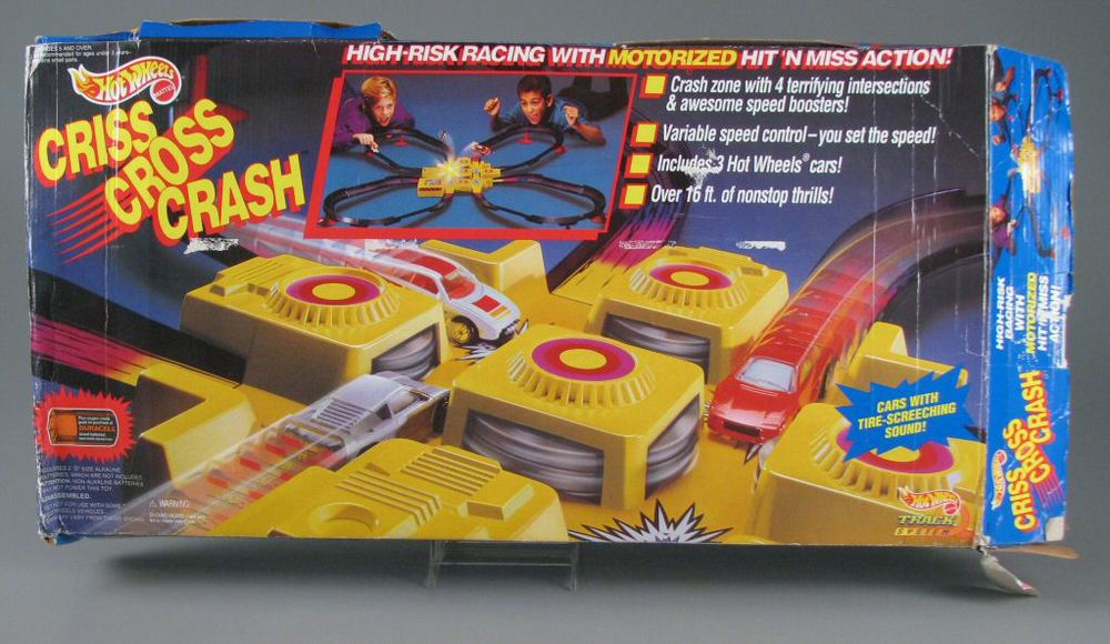 criss cross crash hot wheels 1992 Hot Wheels.jpg