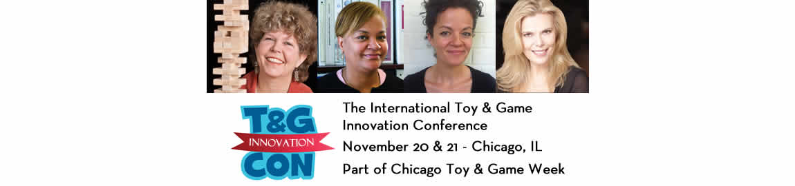 Toy & Game Innovation Conference