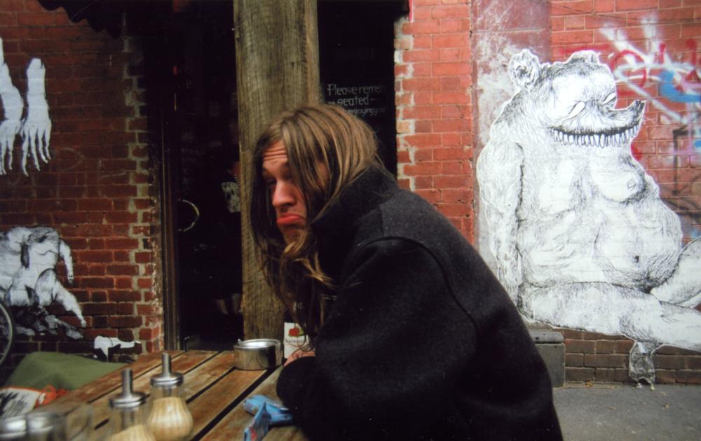 Jack, Melbourne 2011