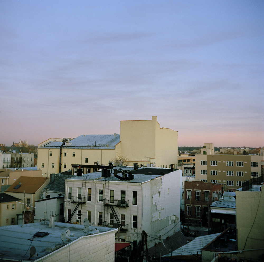 View from Lawton St. Brooklyn 2012