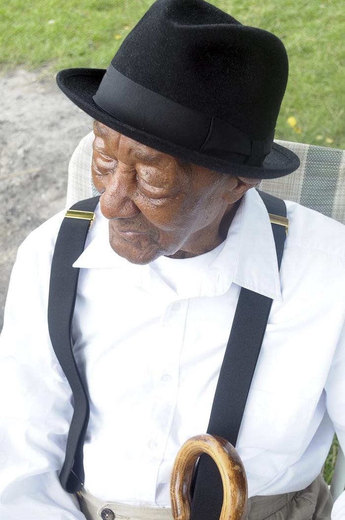 Grandpa, Toronto 2009