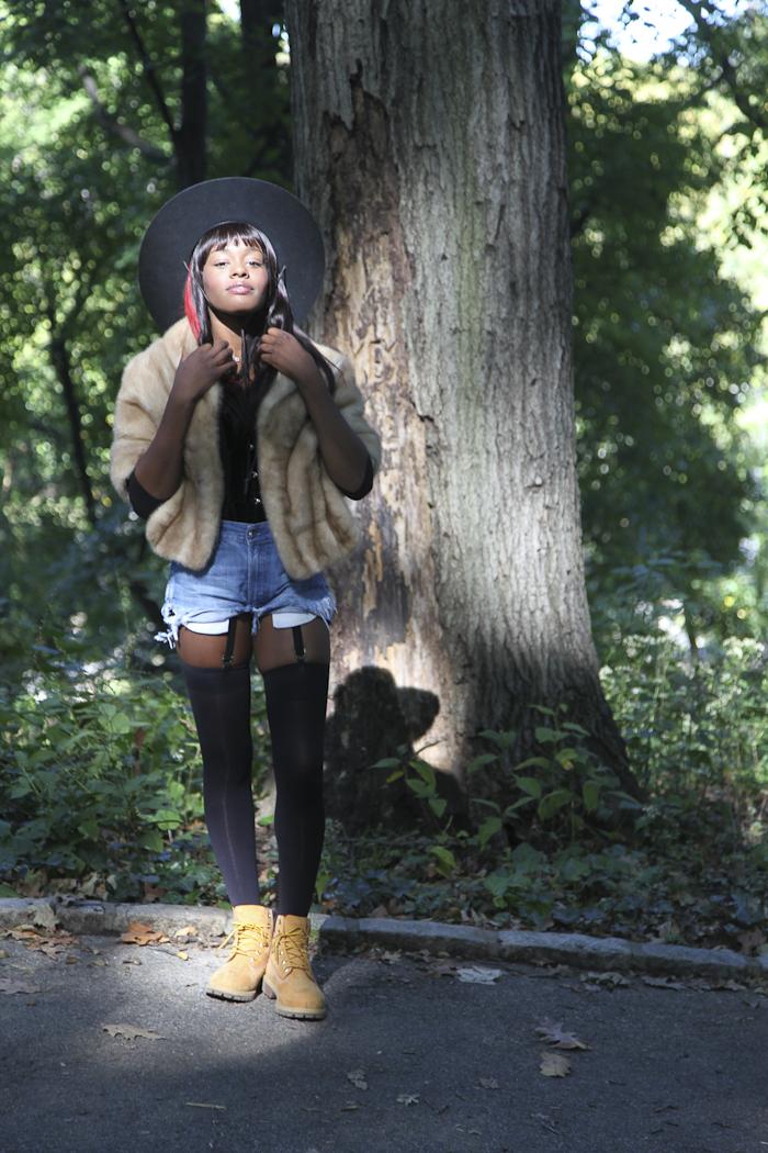 Azealia Banks, Harlem 2010