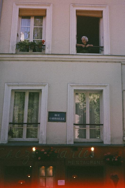 Chez Marie, Paris 2013
