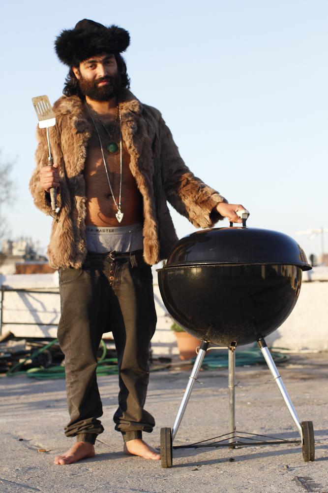 """Victor """"Kool AD"""", Brooklyn 2013"""