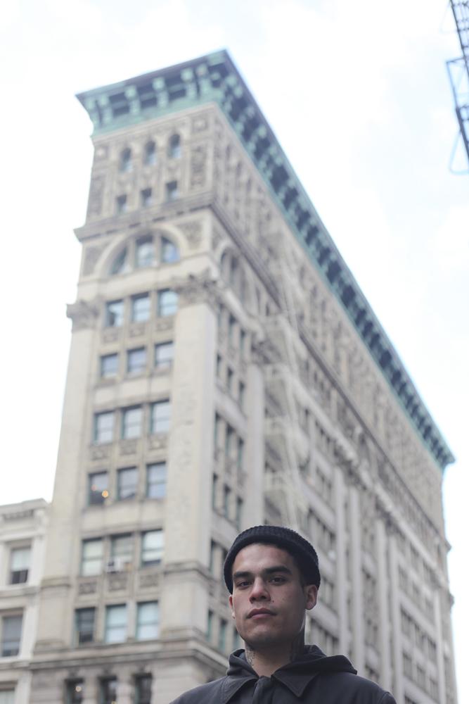 Cristoforo, NYC 2013