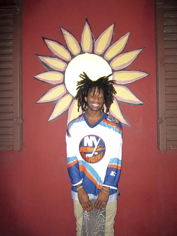 """Eaddy """"Yetti999"""", Brooklyn 2011"""