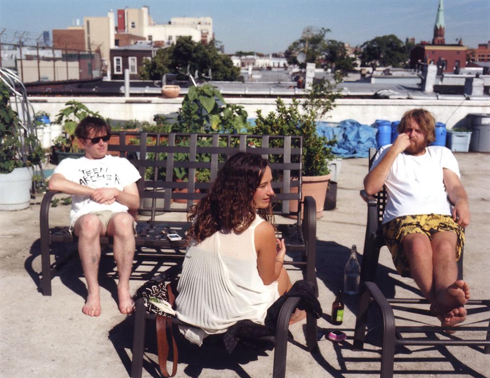Thomas, Mackie & Laura, Brooklyn 2013