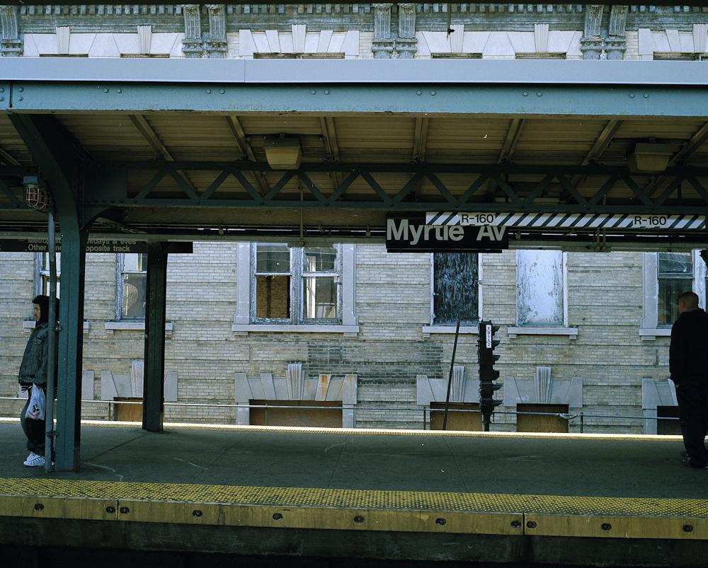 Myrtle Av. Brooklyn 2012