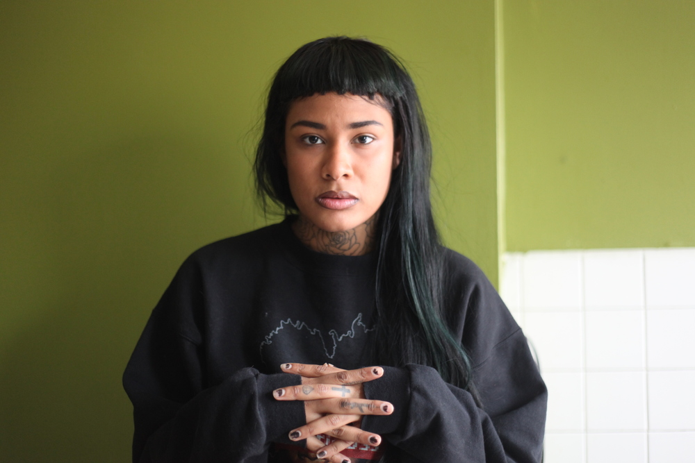Danii Phae at Home, NYC 2014