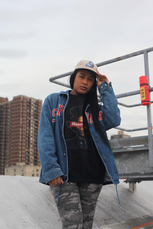 Danii Phae, NYC 2014